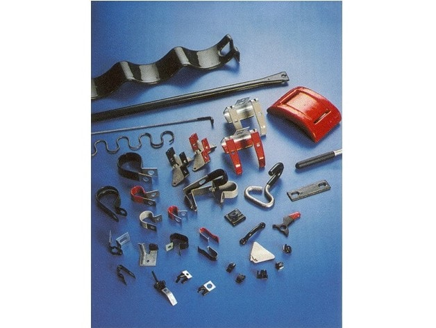 Rubber Dip Coated Parts