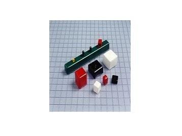 Carlise Plastics Square PVC Caps