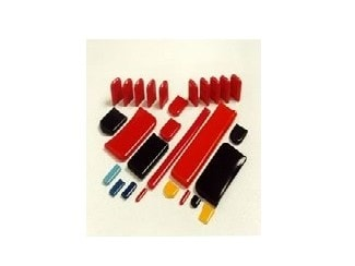 Carlisle Plastics Flat and Rectangle PVC Caps