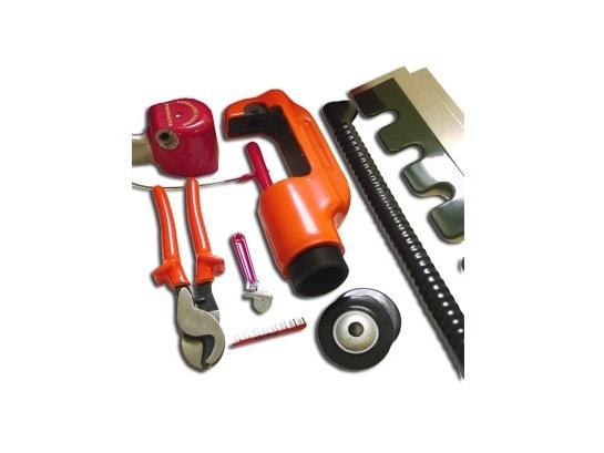 U.S. Plastic Coatings Plastic Coated Parts and Tools