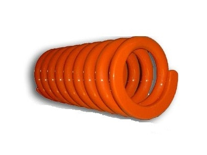 U.S. Plastic Coatings Plastic Coated Spring