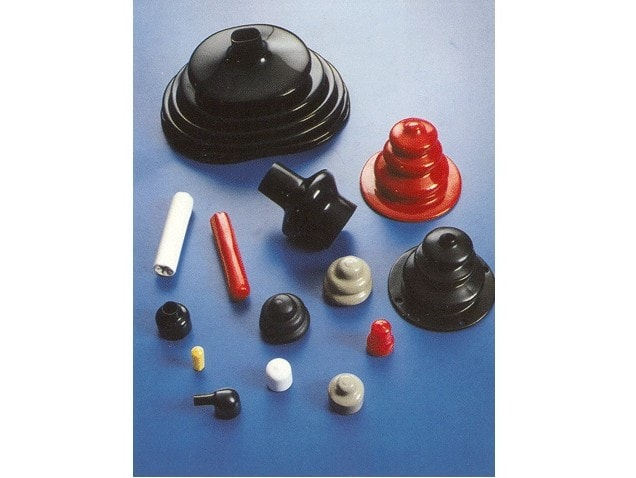 Dip Molded Rubber Products