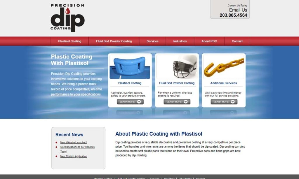 Precision Dip Coating LLC