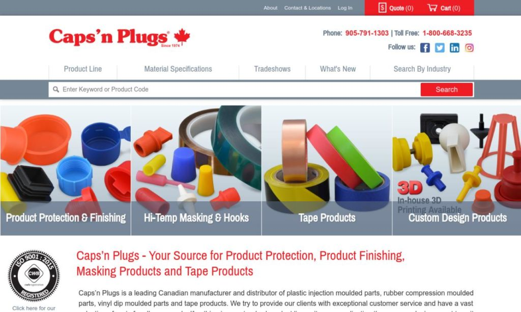 More Dip Molding Company Listings