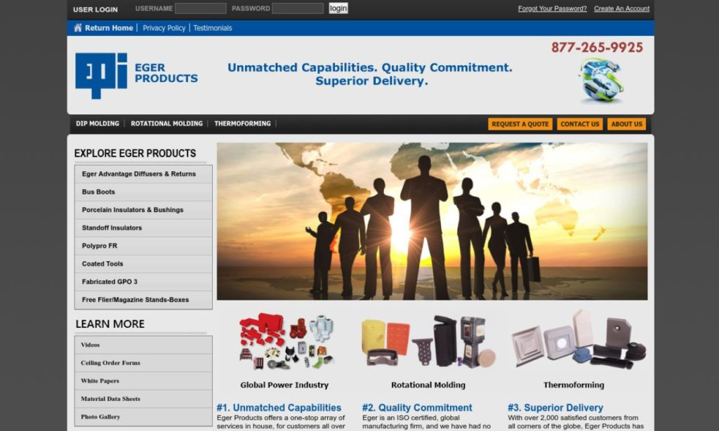 Eger Products, Inc.