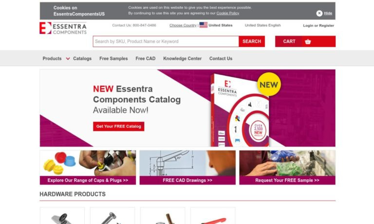 Essentra Components