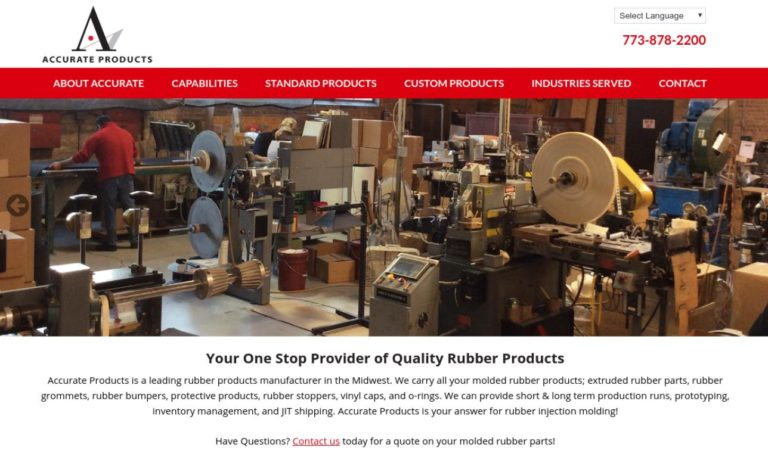 Miller Rubber Products Company