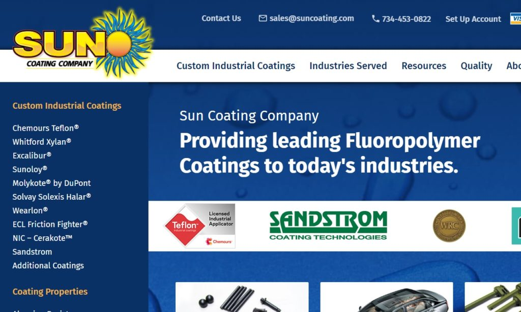 Sun Coating Company